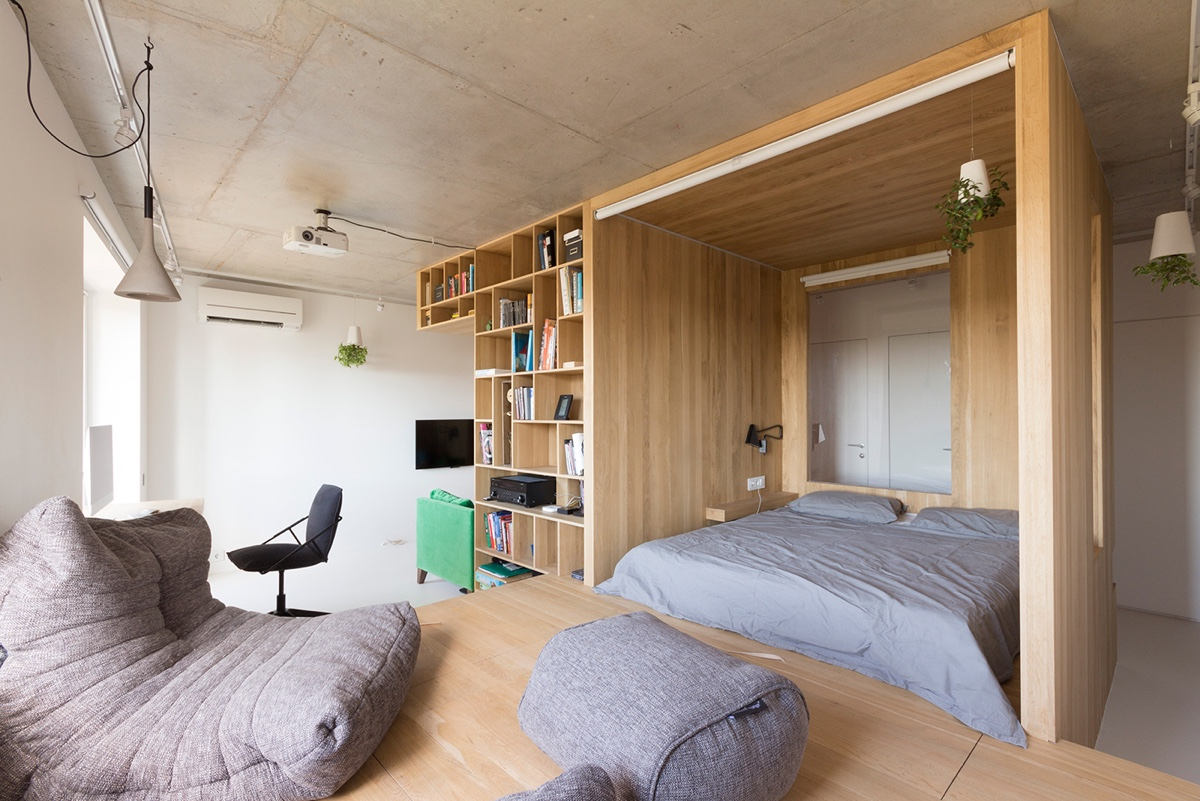 Micro Studio Apartments Super Small Studio Apartment Under 50 Square Meters