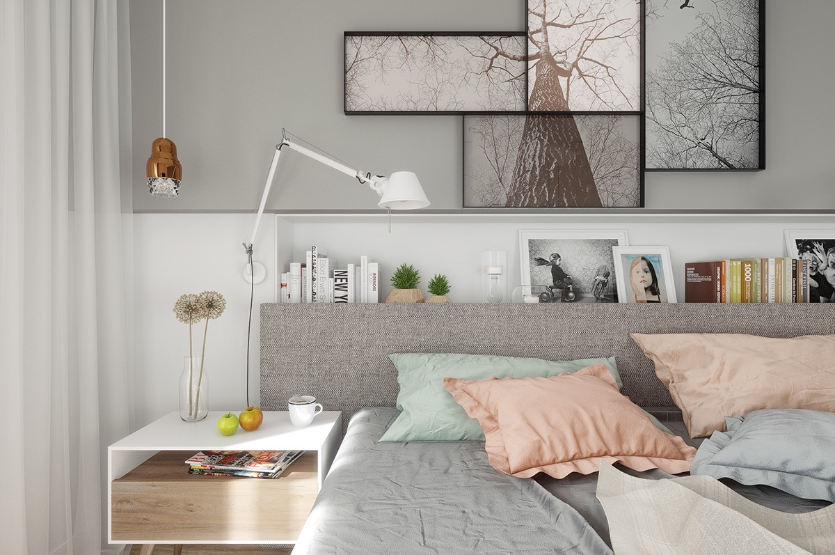 Baby Blue Bedroom Ideas 42 Gorgeous Grey Bedrooms