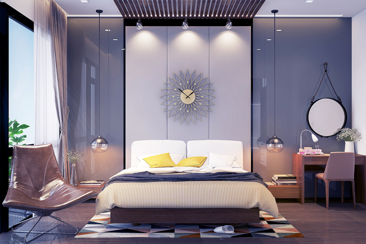 Purple And Grey Bedroom Ideas 42 Gorgeous Grey Bedrooms
