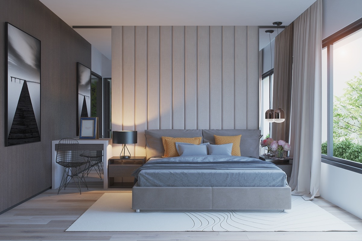 Bedroom Grey Pictures 42 Gorgeous Grey Bedrooms