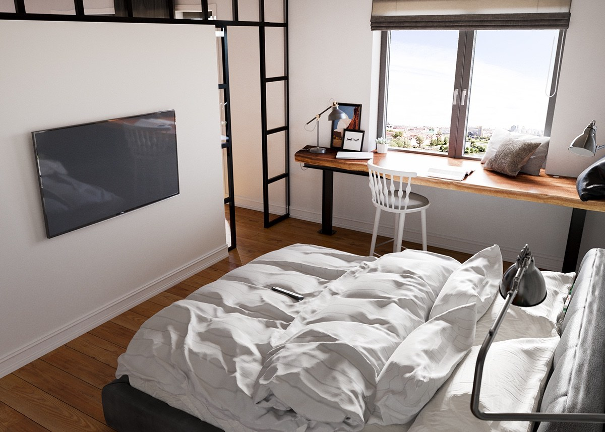 Bachelor Bedroom A Beautiful One Bedroom Bachelor Apartment Under 100