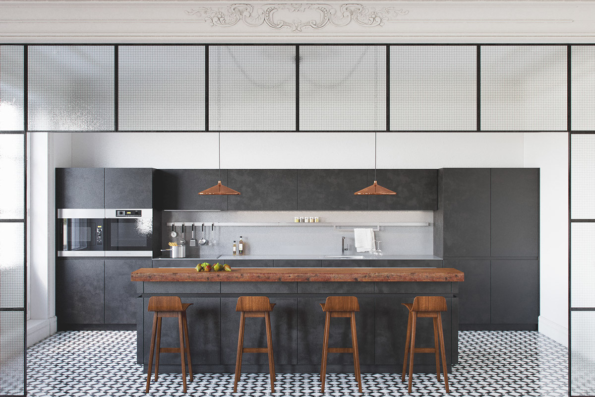 Deavita Küchenfronten 40 Gorgeous Grey Kitchens