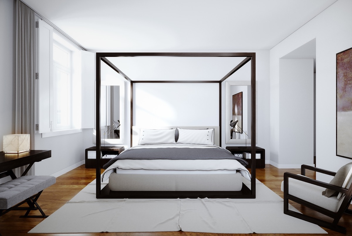 4 Poster Canopy King Bed 32 Fabulous 4 Poster Beds That Make An Awesome Bedroom