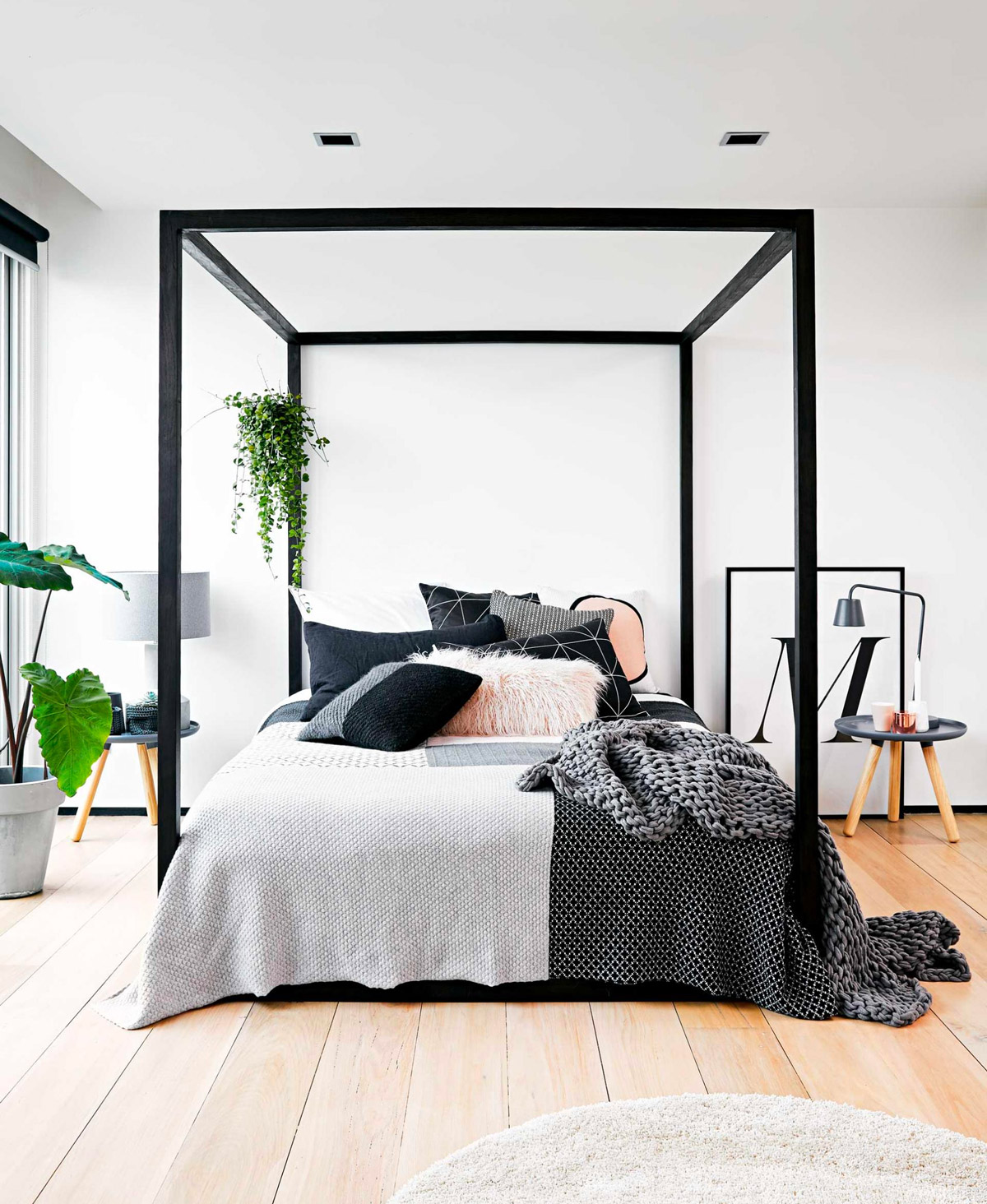 4 Poster Bed Melbourne Modern Four Poster Bed 8 Easy Rules Of Modern Four Poster