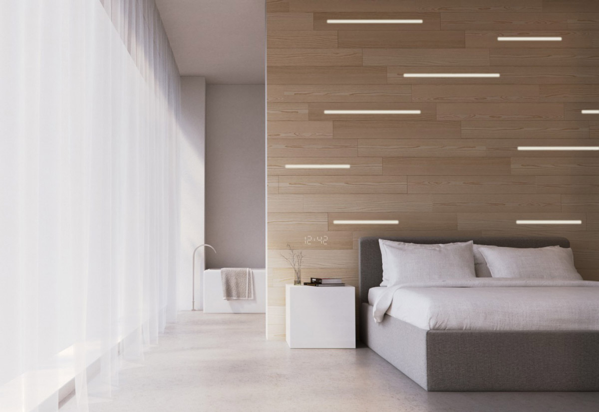 Wohnzimmer Interior Design Zeeland Wooden Wall Designs 30 Striking Bedrooms That Use The Wood Finish