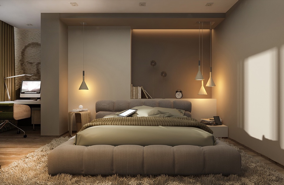Bedroom Pendant Lights 40 Unique Lighting Fixtures That Add Ambience