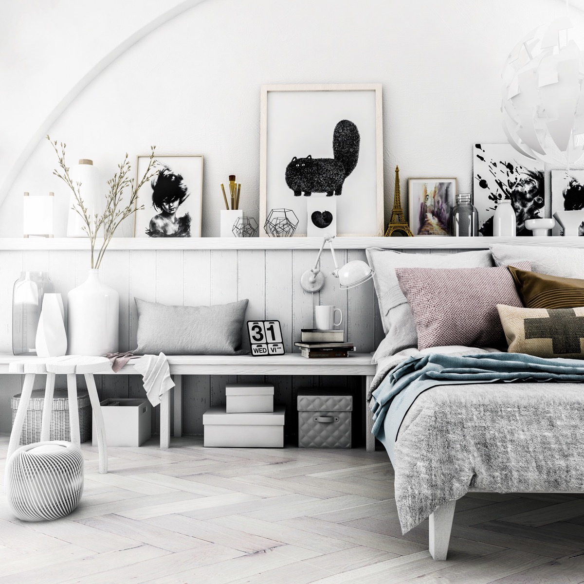 Kpop Bedroom Tumblr Home Designing 40 Beautiful Bedrooms That We Are In Awe