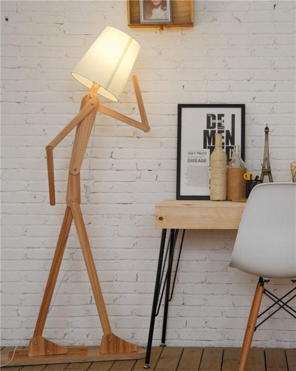 50 Unique Floor Lamps That Definitely Deserve The