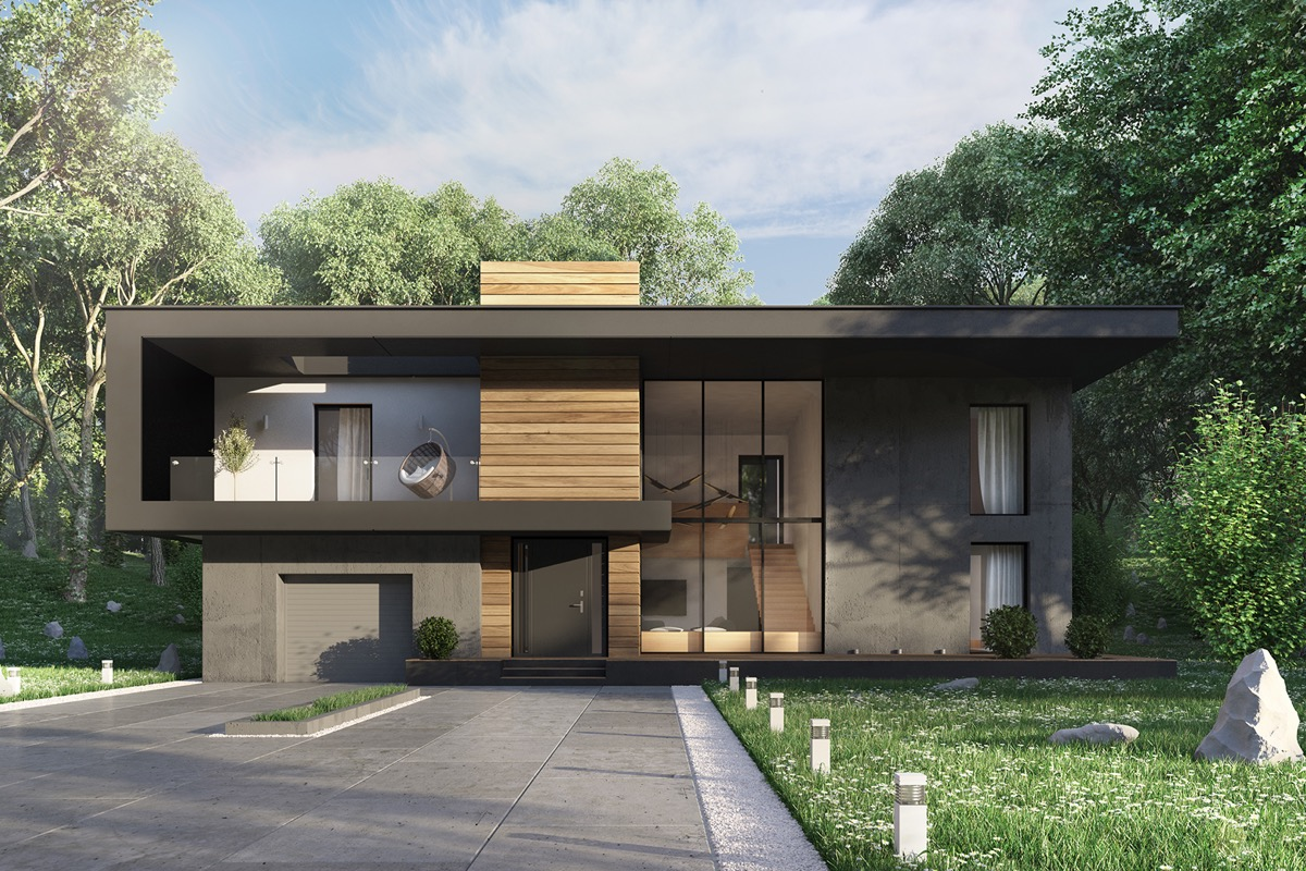 House Design Exterior 50 Stunning Modern Home Exterior Designs That Have Awesome