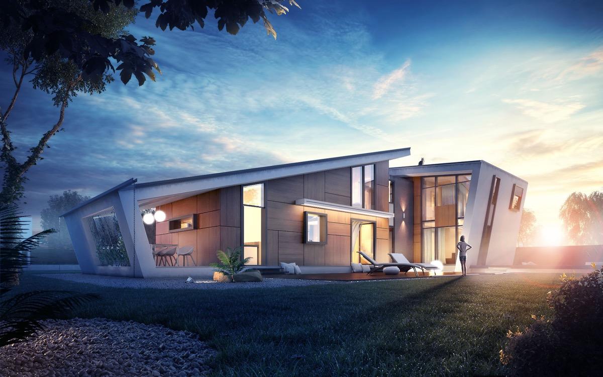 Design Home Facade