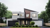 50 Stunning Modern Home Exterior Designs That Have Awesome ...