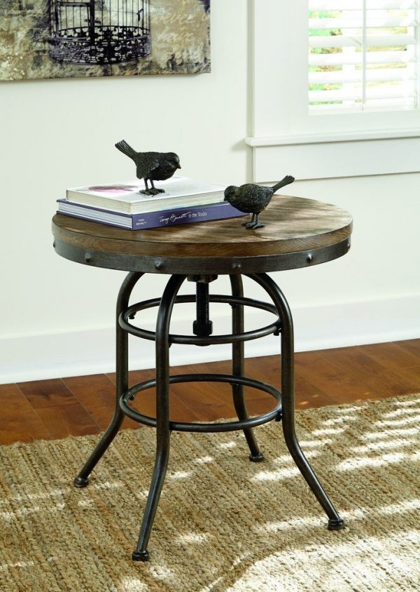 50 Unique End Tables That Add The Perfect Living Room Finish - living room end table