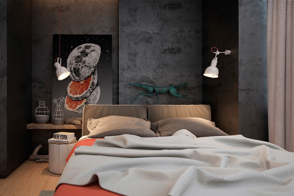Camera Da Letto Industrial Industrial Style Bedroom Design The Essential Guide