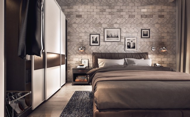 Industrial Style Bedroom Design The Essential Guide 26