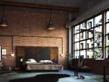 Industrial Style Bedroom Design The Essential Guide 21
