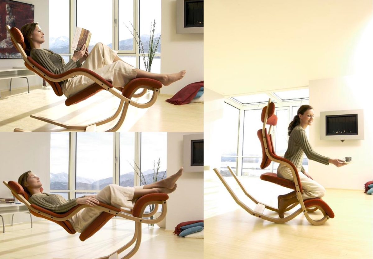 Cool Reading Chairs Cool Product Alert Varier Gravity Balans Chair