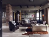 Industrial Style Living Room Design The Essential Guide 06216g