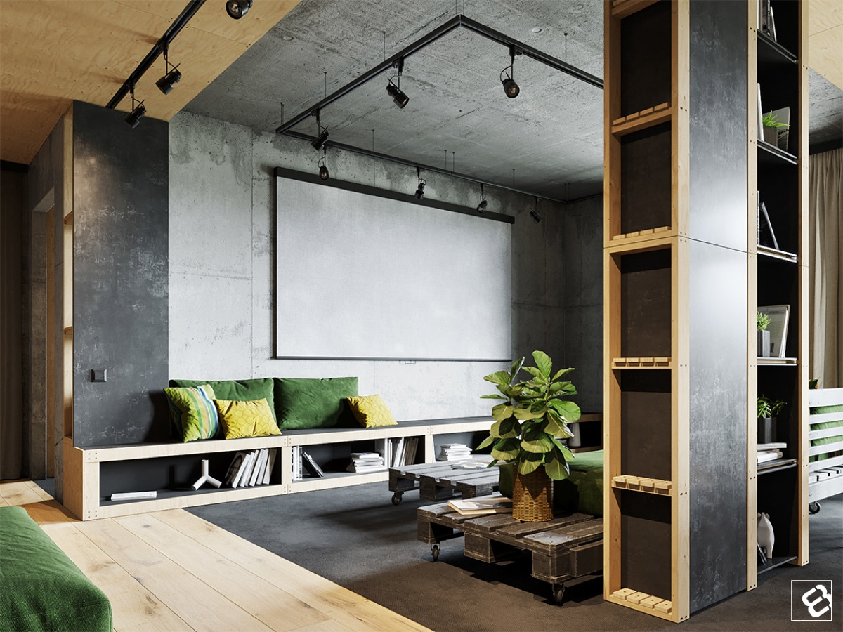 Industrial Style Industrial Style Living Room Design The Essential Guide