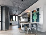 Industrial Style Dining Room Design The Essential Guide 0497iw