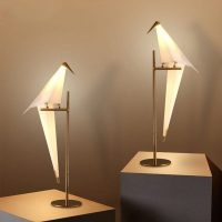 50 Uniquely Cool Bedside Table Lamps That Add Ambience To ...