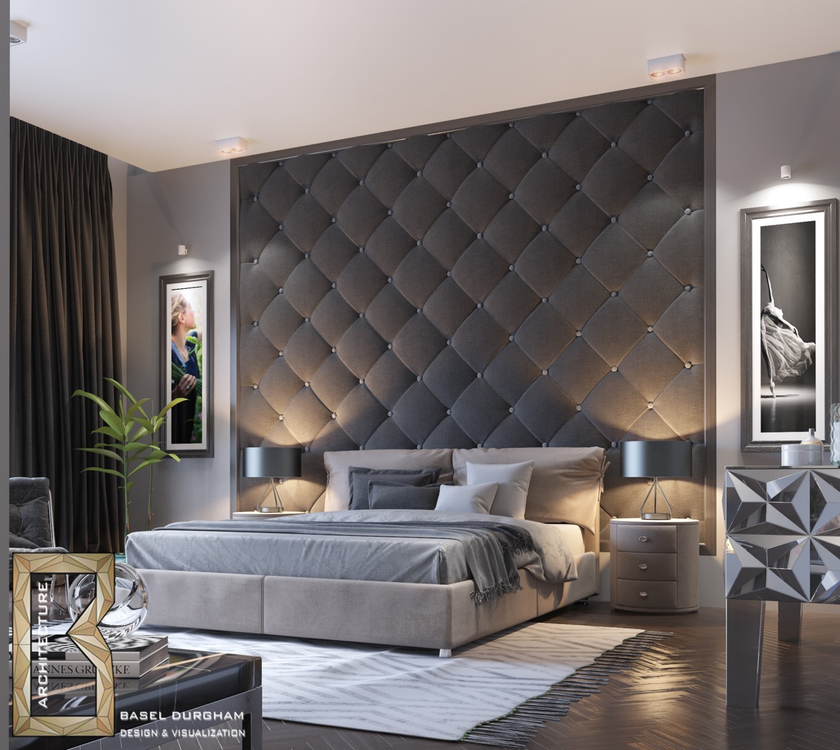 Accent Wall Ideas For Master Bedroom 44 Awesome Accent Wall Ideas For Your Bedroom