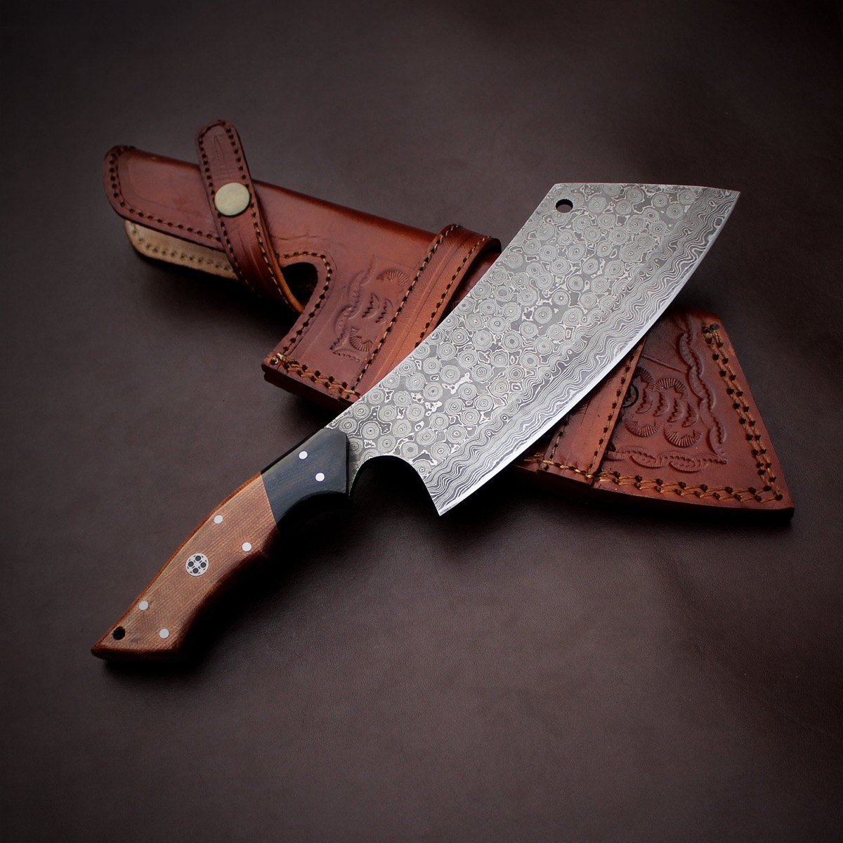 Cool Knife Cool Product Alert Damascus Knives