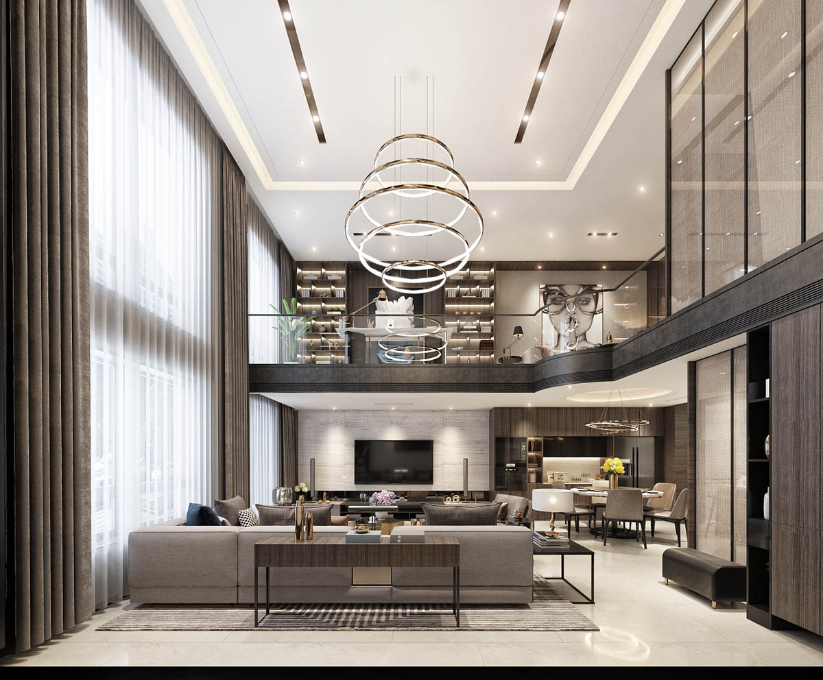 Modern Interior Home Design Modern Asian Luxury Interior Design