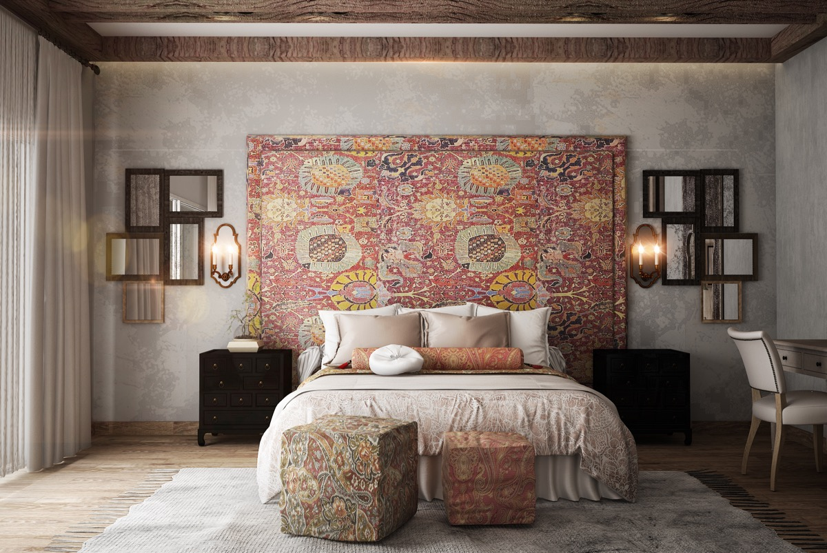 Accent Walls Ideas For Bedrooms 44 Awesome Accent Wall Ideas For Your Bedroom