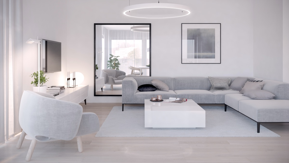 Minimalist Living Space 40 Gorgeously Minimalist Living Rooms That Find Substance In