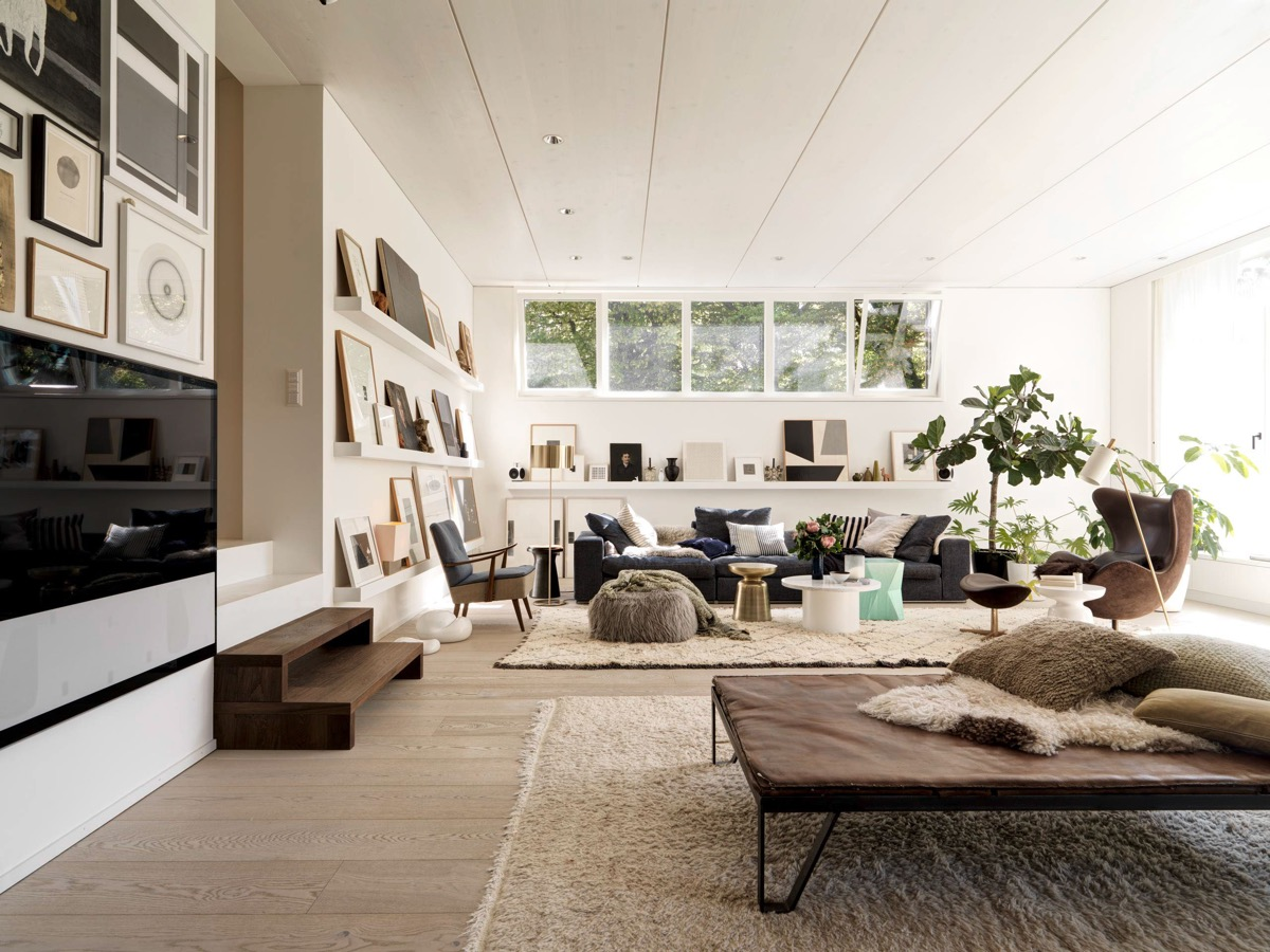 Contemporary Furniture For Small Living Room 30 Mesmerizing Mid Century Modern Living Rooms And Their Design Guides