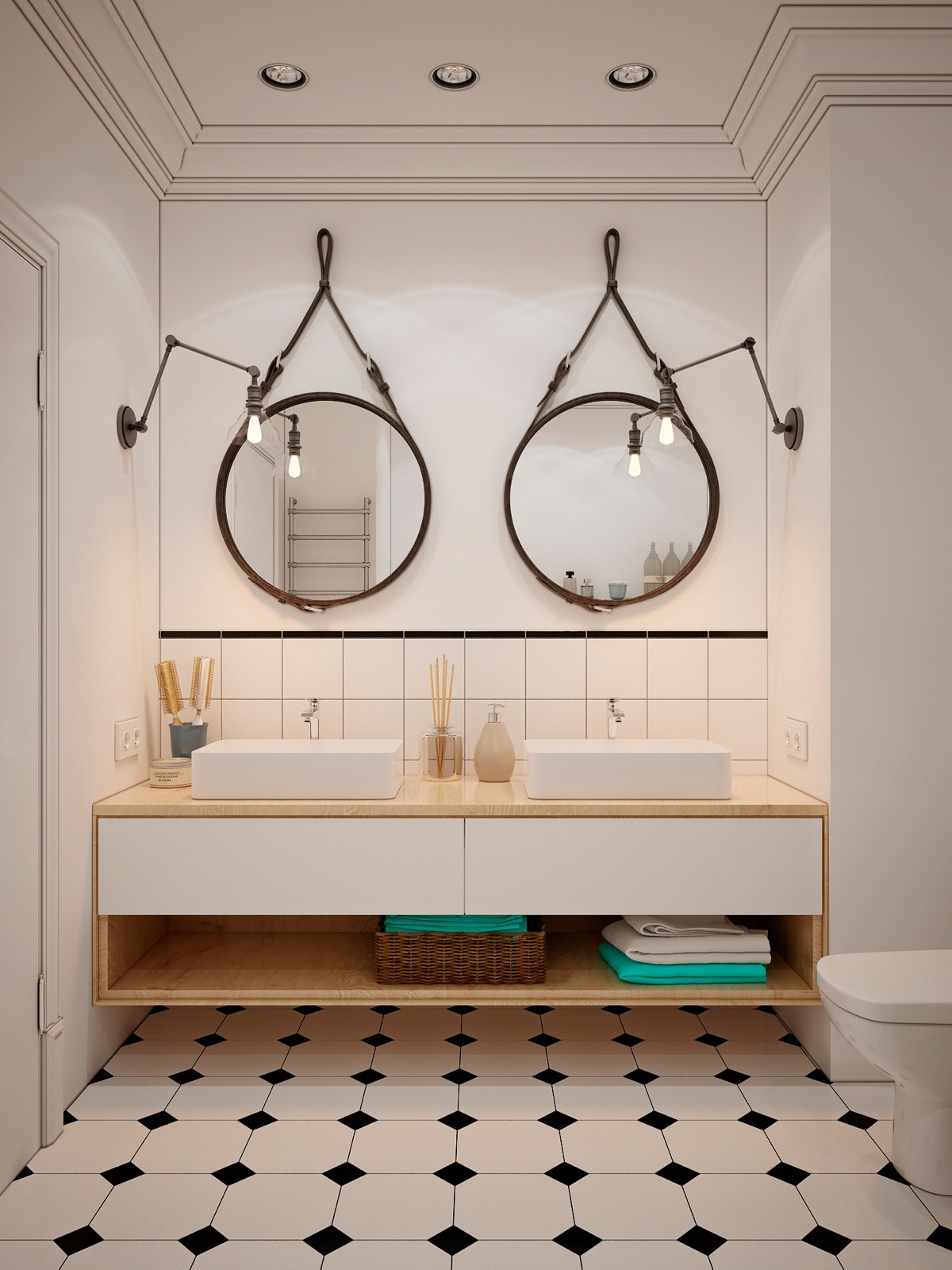 Bathroom Double Vanity Ideas 40 Double Sink Bathroom Vanities