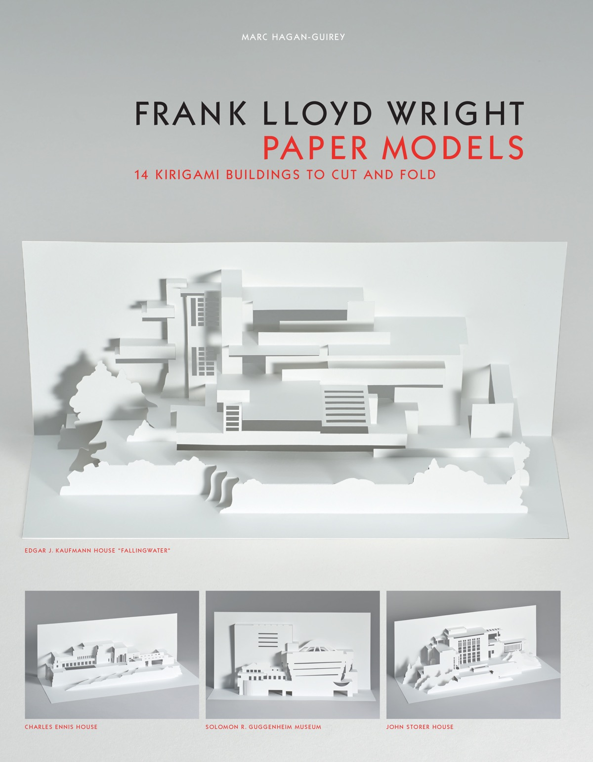 Frank Lloyd Wright Model Kits Product Of The Week Frank Lloyd Wright Paper Models