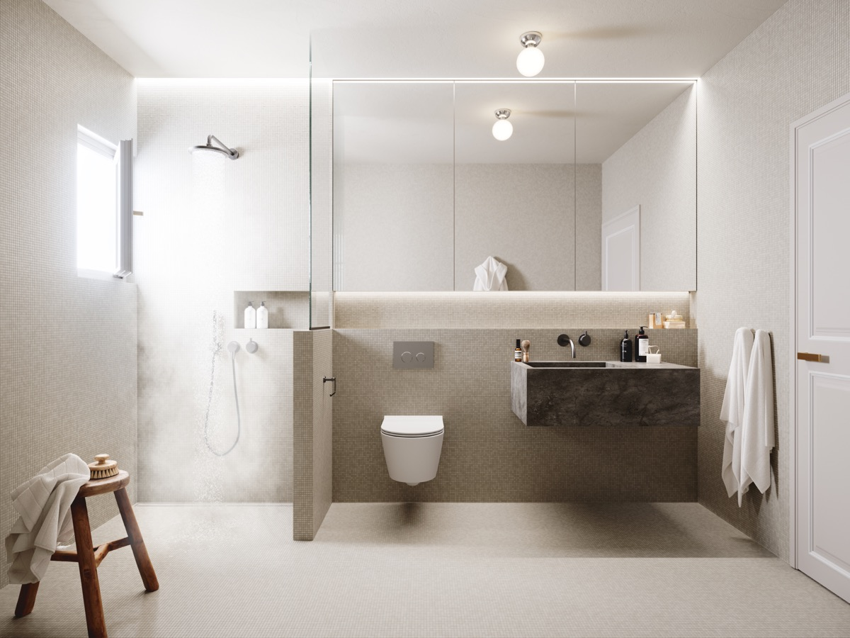 Fashion Bathroom 40 Modern Minimalist Style Bathrooms