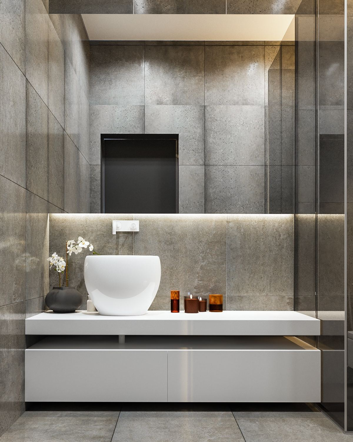 Modern Bathrooms 40 Modern Bathroom Vanities That Overflow With Style