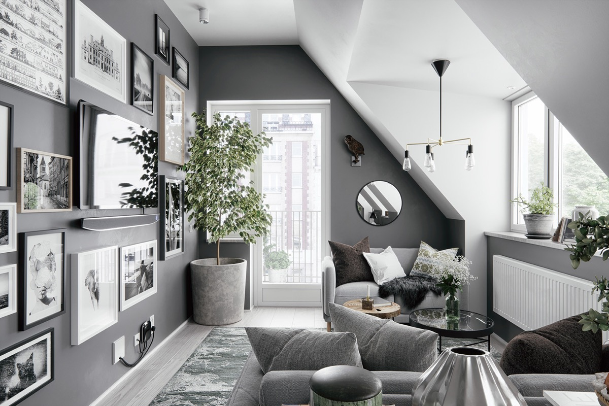 Sitting Room Ideas 40 Grey Living Rooms That Help Your Lounge Look Effortlessly