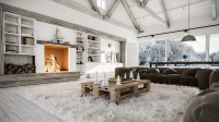 Detailed Guide & Inspiration For Designing A Rustic Living ...
