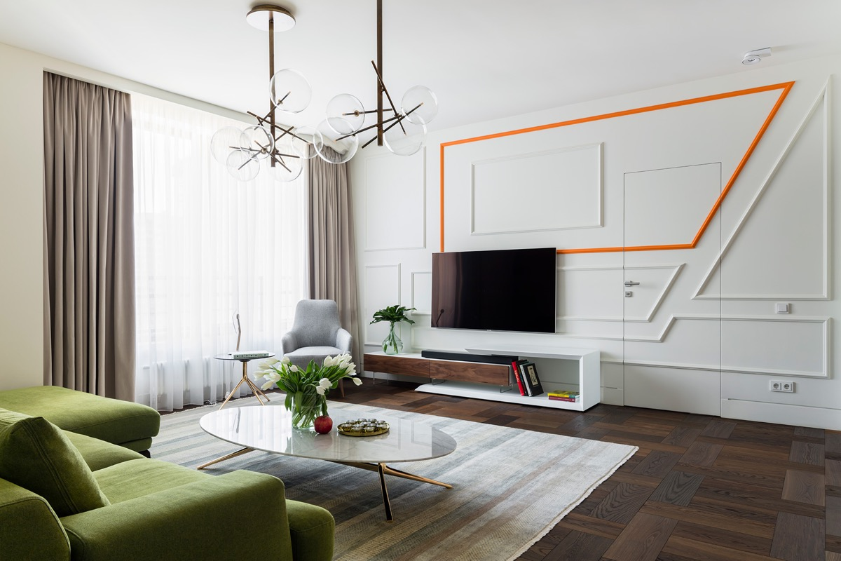 Hang Your Tv 50 Ideas To Decorate The Wall You Hang Your Tv On