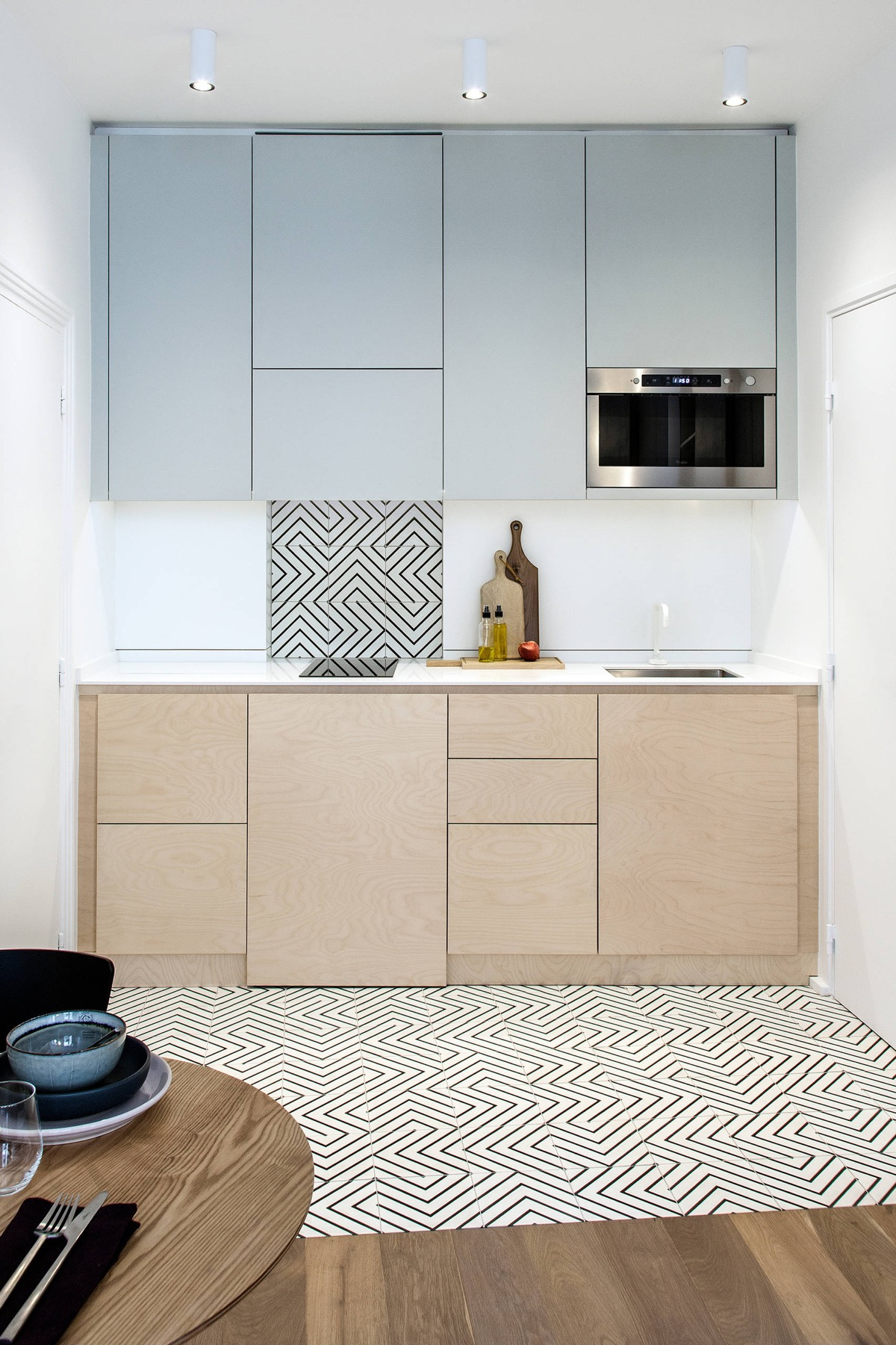 Kitchen Design And Tiles 50 Splendid Small Kitchens And Ideas You Can Use From Them