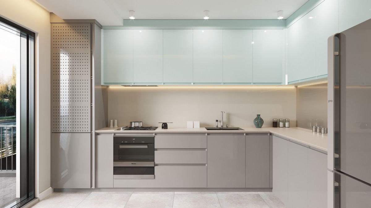 Kitchen Cabinet Design L Shape 50 Lovely L Shaped Kitchen Designs Tips You Can Use From Them