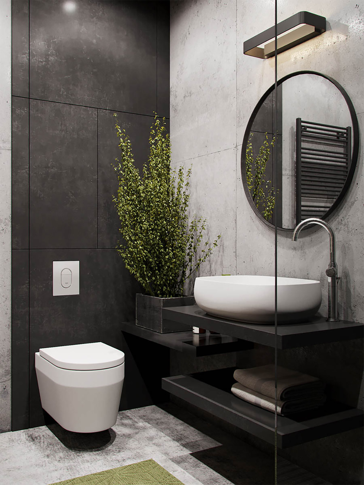 Design Toilette 51 Industrial Style Bathrooms Plus Ideas And Accessories You