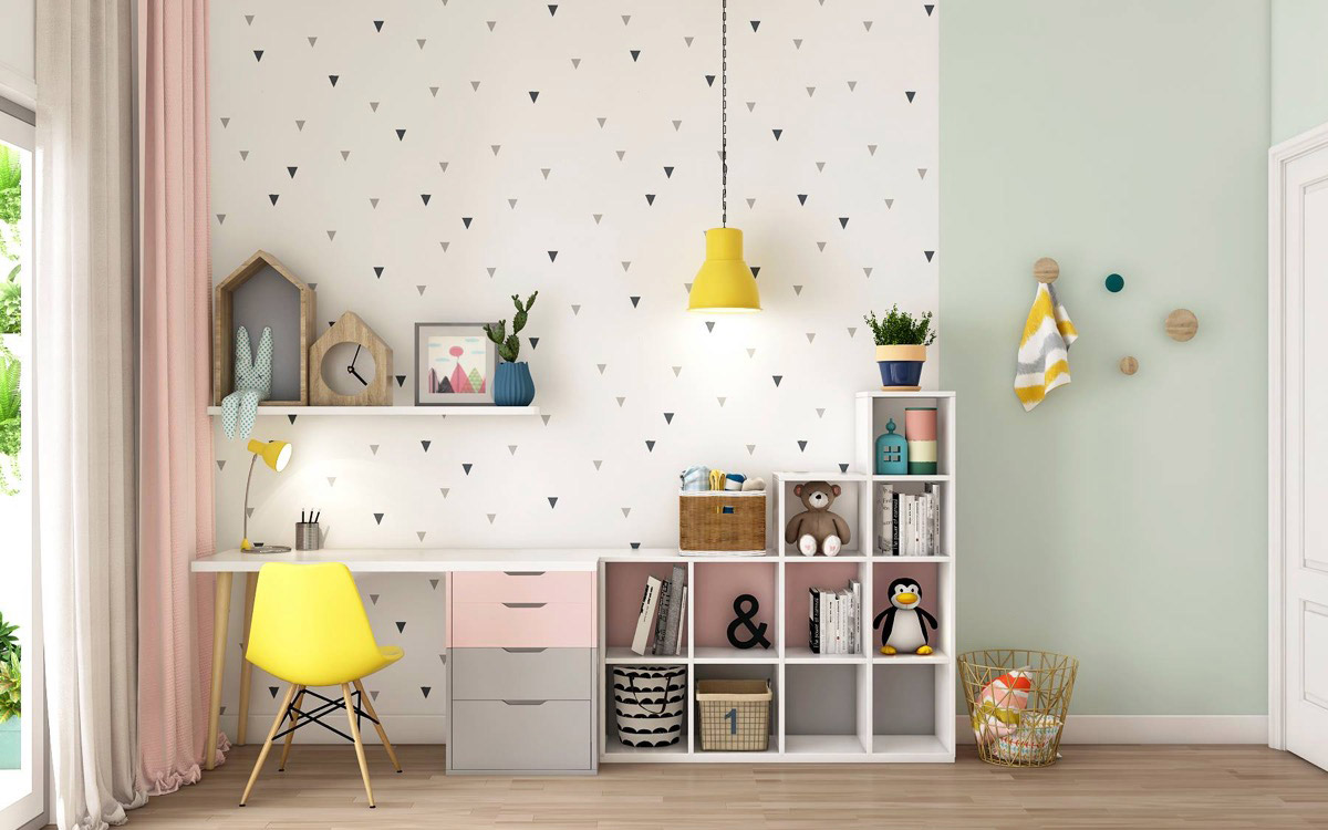 Home Interior Kids 53 Inspirational Kids Study Space Designs And Tips You Can Copy