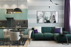 Eye Black Living Rooms Blue Chairs Surrounded By Walls Gems Clue Scroll Gems 07 Surrounded By Walls Wall Art Seafoam Green Cabinets