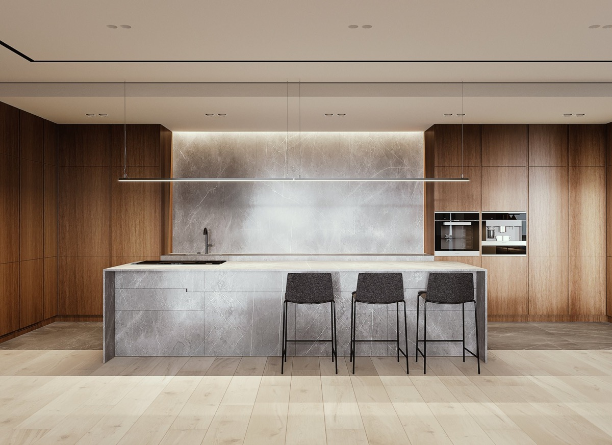 High End Kitchen Design Images 51 Luxury Kitchens And Tips To Help You Design And Accessorize Yours