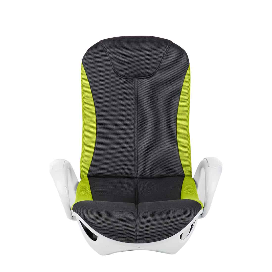 Multi Media Sessel Multimediasessel Grau Grün Gaming Chair Relax Soundsessel