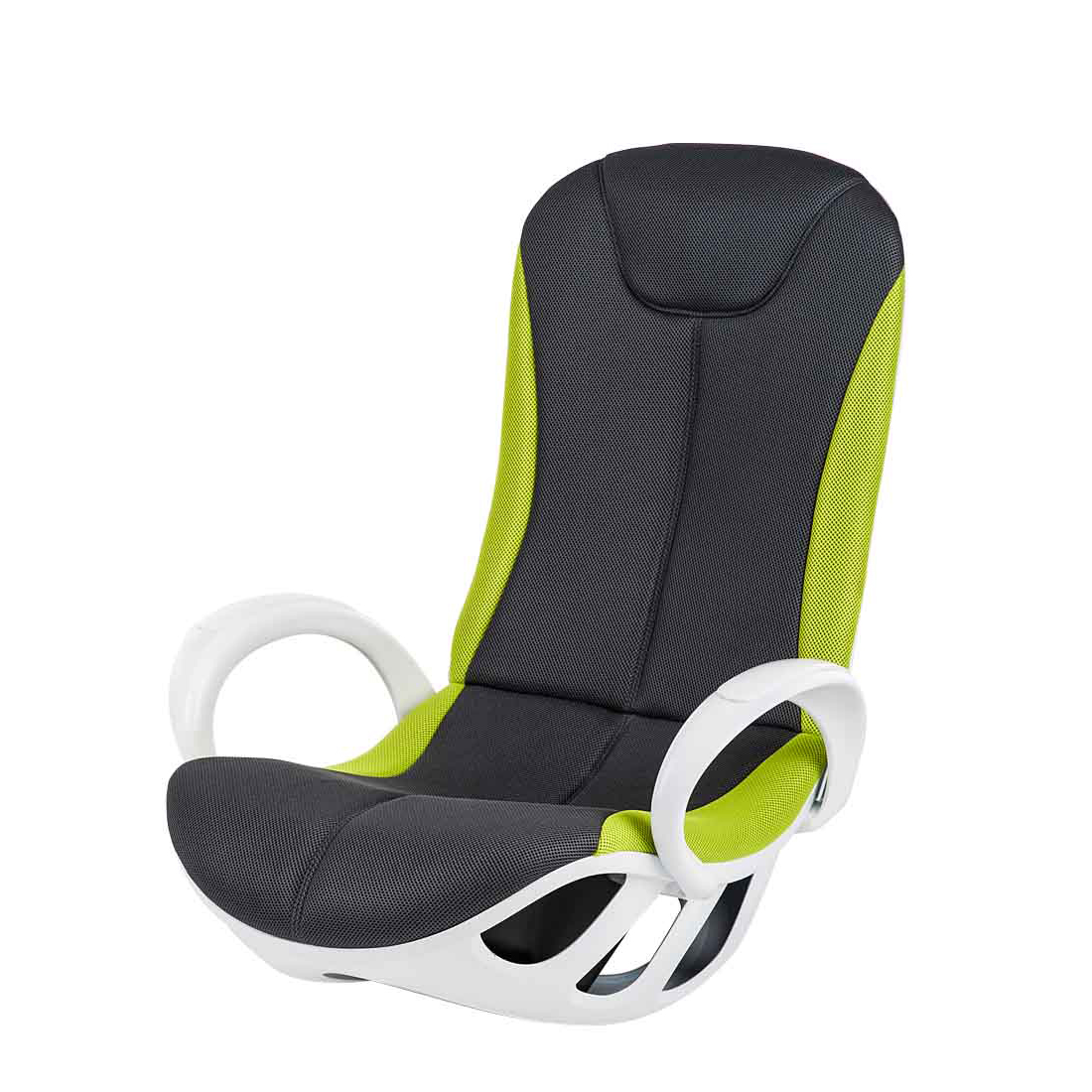 Relax Sessel Grün Multimediasessel Grau Grün Gaming Chair Relax Soundsessel