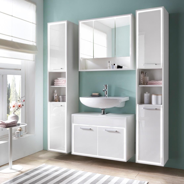Ikea Dragan, Badezimmer-set 4-tlg., Bambus
