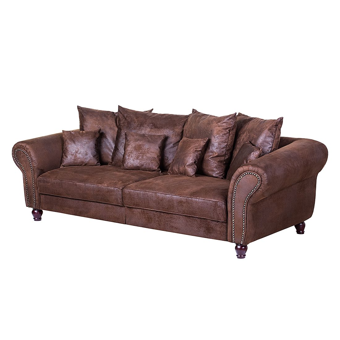 Big Sofa Goodwick Big Sofa Antiklederoptik