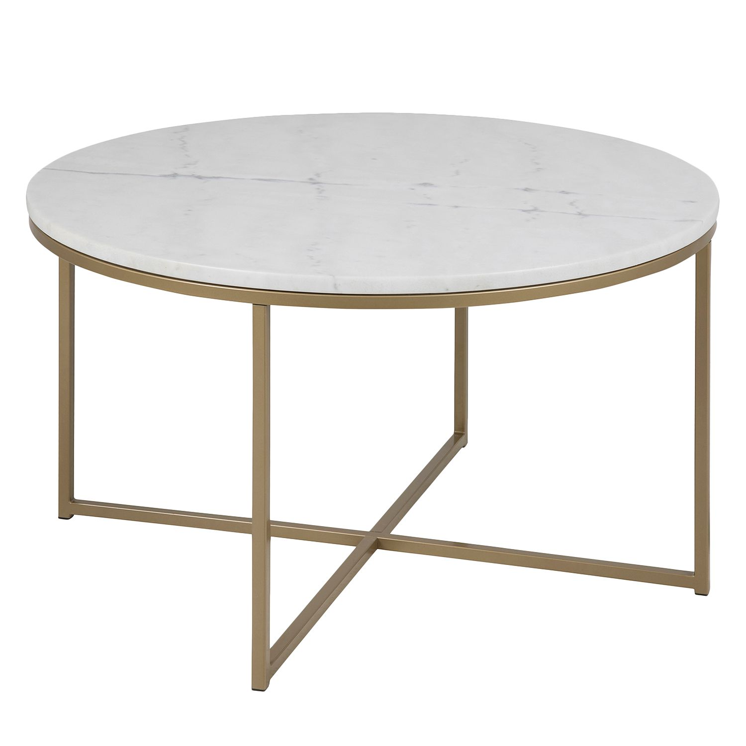 Couchtisch Polycarbonat Une Table Basse En Marbre And Laiton Mode And Deco