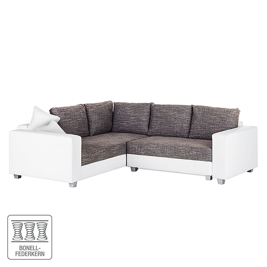 Eck Sofa Eckcouch Wei Grau Finest Beautiful Gallery Of Xxl Ecksofa