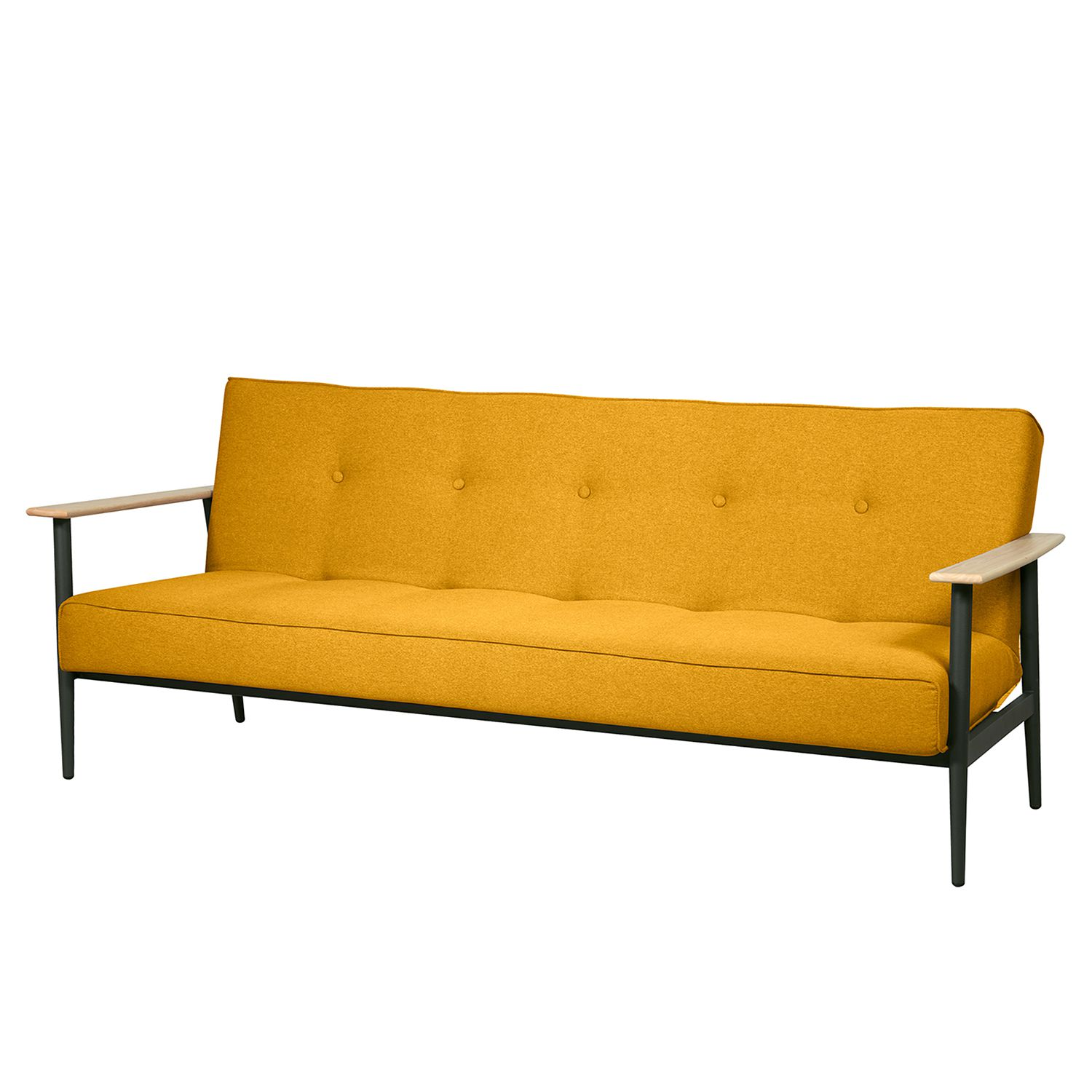 Froli Lattenroste Schlafsofas Novel Bettwäsche Poco Irisette Mako Satin